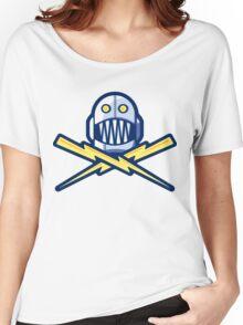 Killer Robot Crossbolts Women's Relaxed Fit T-Shirt