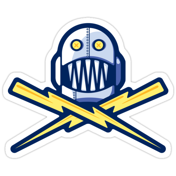 Killer Robot Crossbolts by pufahl