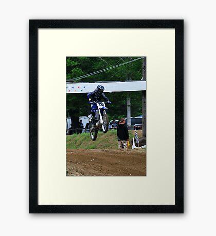 Skowhegan 5/29/11 #38 Framed Print