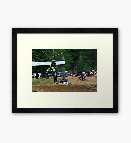 Skowhegan 5/29/11 #39 Framed Print