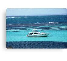 Rottness Island Paradise - Western Australia Canvas Print