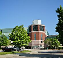 The Ryan Center- University of Rhode Island by Jack McCabe