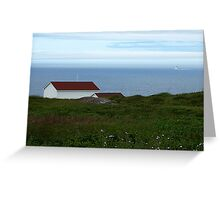 St. John's, NFLD Greeting Card