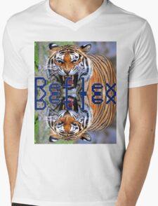 Reflex Mens V-Neck T-Shirt
