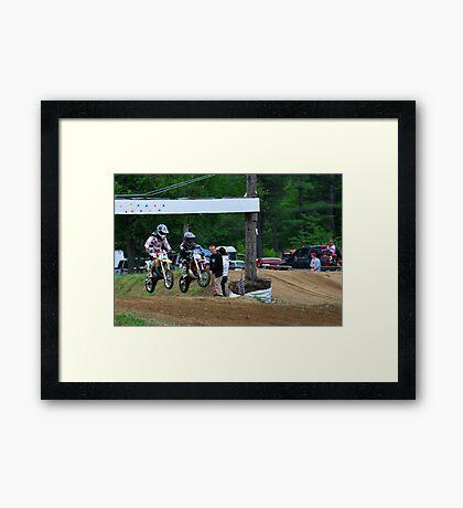 Skowhegan 5/29/11 #46 Framed Print