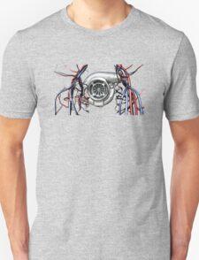 Turbo Heart Unisex T-Shirt