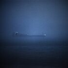 The Ghostship of Lake Huron by welchko