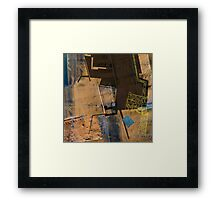 The Archaeology of Memories Framed Print