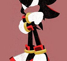 Shadow the Hedgehog by Dimeji