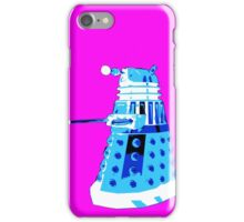 DALEK FROM DOCTOR WHO iPhone Case/Skin