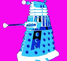 DALEK FROM DOCTOR WHO by CliffordHayes
