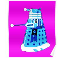 DALEK FROM DOCTOR WHO Poster