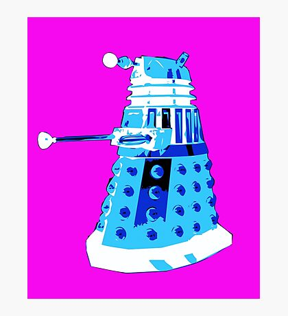DALEK FROM DOCTOR WHO Photographic Print