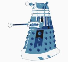 DALEK FROM DOCTOR WHO Baby Tee