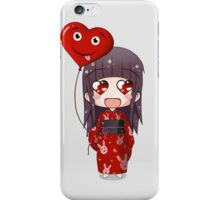 Valentine Chibi iPhone Case/Skin