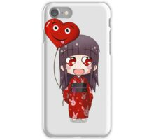 Valentine Chibi iPhone Case/Skin