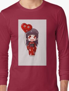 Valentine Chibi Long Sleeve T-Shirt