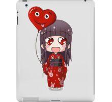 Valentine Chibi iPad Case/Skin