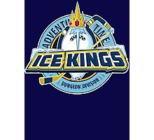 Ice Kings -Hockey Team Photographic Print