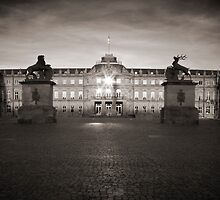 Neues Schloss by pavel-poslusny
