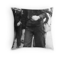 My Dad in his prime Throw Pillow