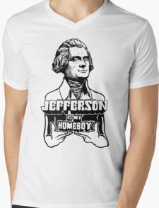 Jefferson Is My Homeboy T-Shirt
