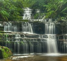 Terrace falls  flows by donnnnnny