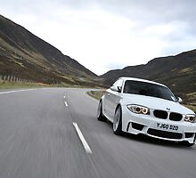 The new BMW 1M Coupe .... by M-Pics