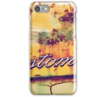 Ford truck Custom iPhone Case/Skin
