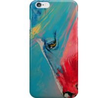 Painted Horse iPhone Case/Skin