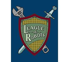 League Of Robots! Photographic Print