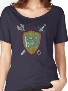 League Of Robots! Women's Relaxed Fit T-Shirt