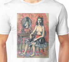 The red sash. Oil on linen on board 2015 Unisex T-Shirt