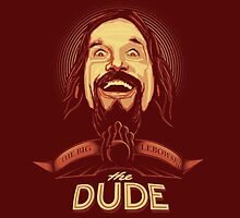 The Dude The big Lebowski by zamora