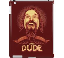 The Dude The big Lebowski iPad Case/Skin