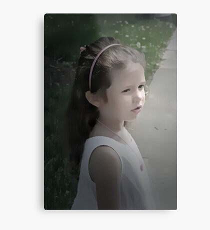 Princess Metal Print