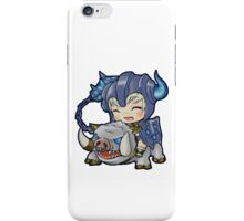 Sejuani Chibi iPhone Case/Skin
