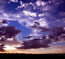 The Loud Clouds © Vicki Ferrari Photography by Vicki Ferrari