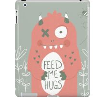 Monster Hugs iPad Case/Skin
