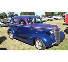 Chevrolet Hot Rod. Photographic Print