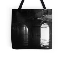Water under the bridge ... Tote Bag