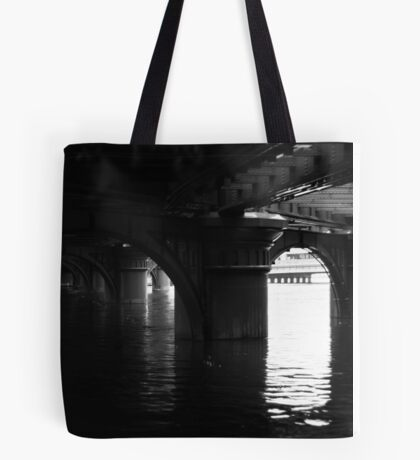 Water under the bridge ... Tote Bag