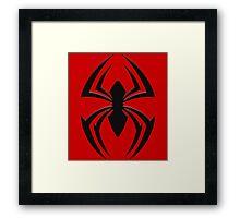 Kaine's Spider Framed Print