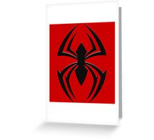 Kaine's Spider Greeting Card