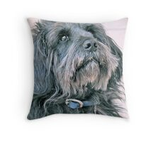 Isabella....! Throw Pillow
