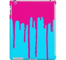 DRIP DRIP DRIP- Magenta/Cyan iPad Case/Skin