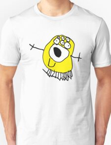 walking slug Unisex T-Shirt