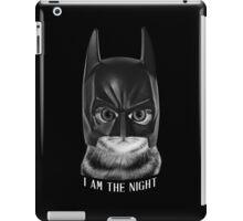 I AM THE NIGHT. iPad Case/Skin