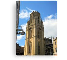 The Wills Tower, Bristol, UK Canvas Print