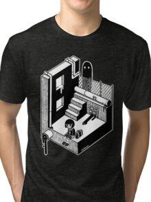 モンスター Tri-blend T-Shirt
